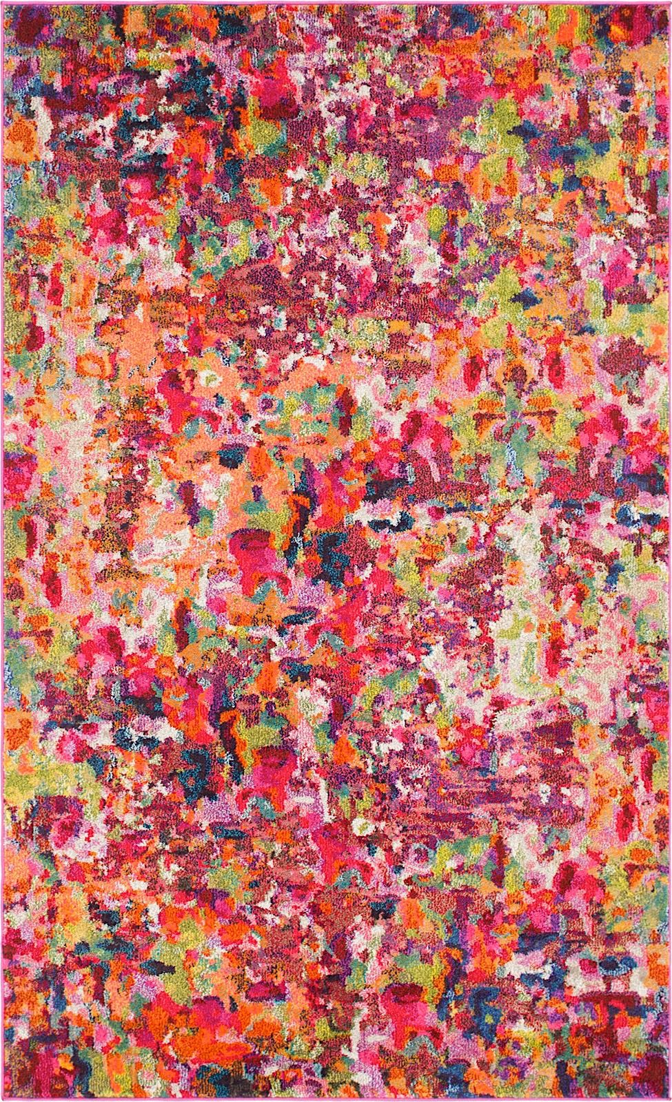 prismatic contemporary area rug collection