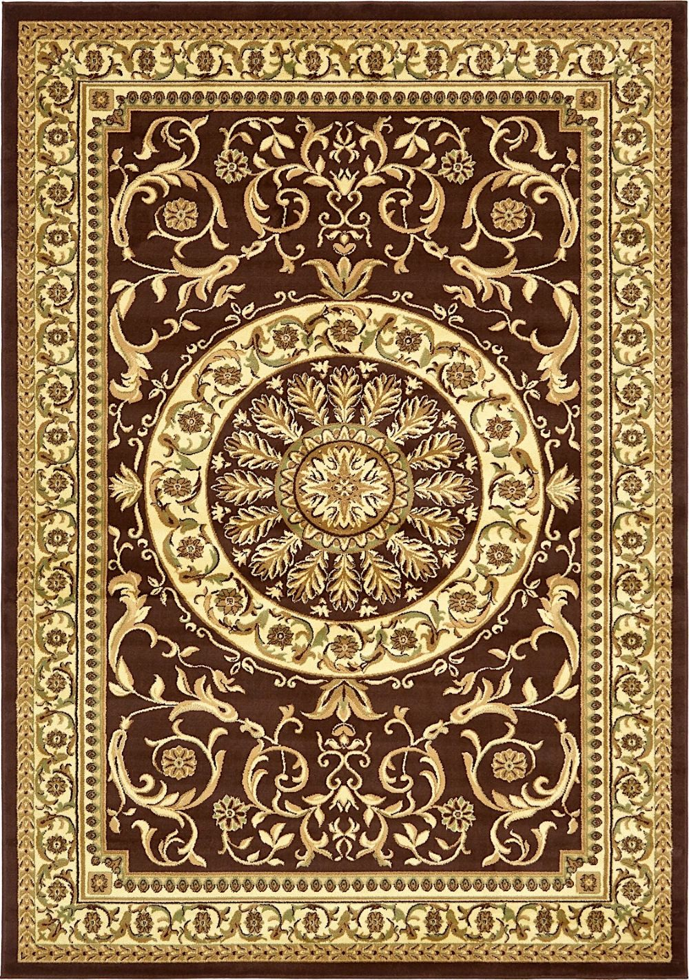 royale traditional area rug collection