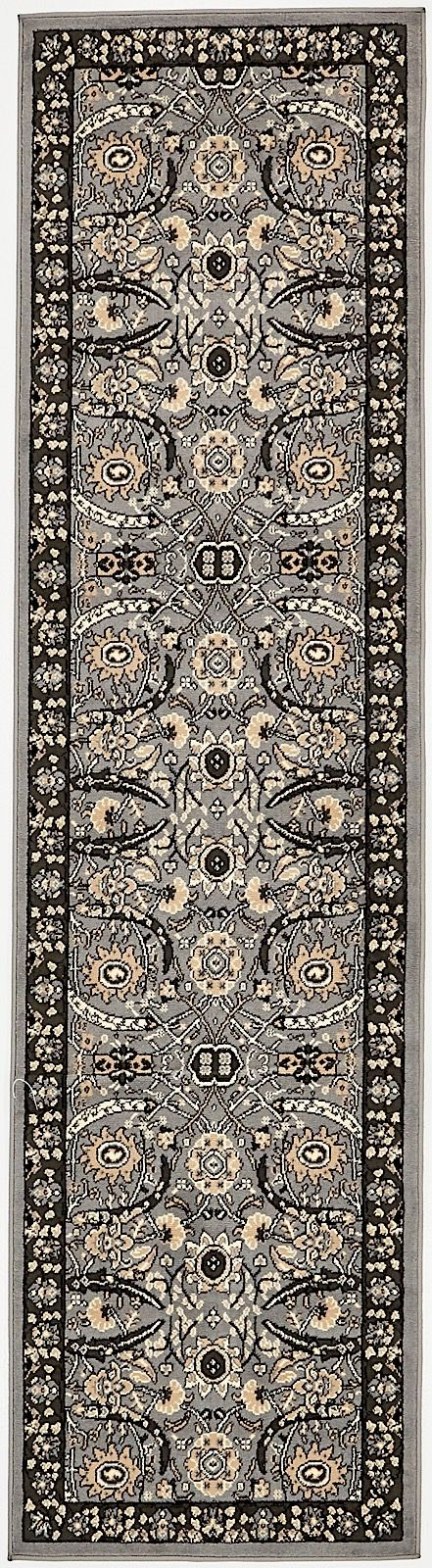 kashan country & floral area rug collection