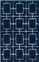 Contemporary Glitzy Area Rug Collection
