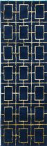 Contemporary Glitzy Area Rug Collection