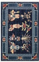 Country & Floral Ming Area Rug Collection