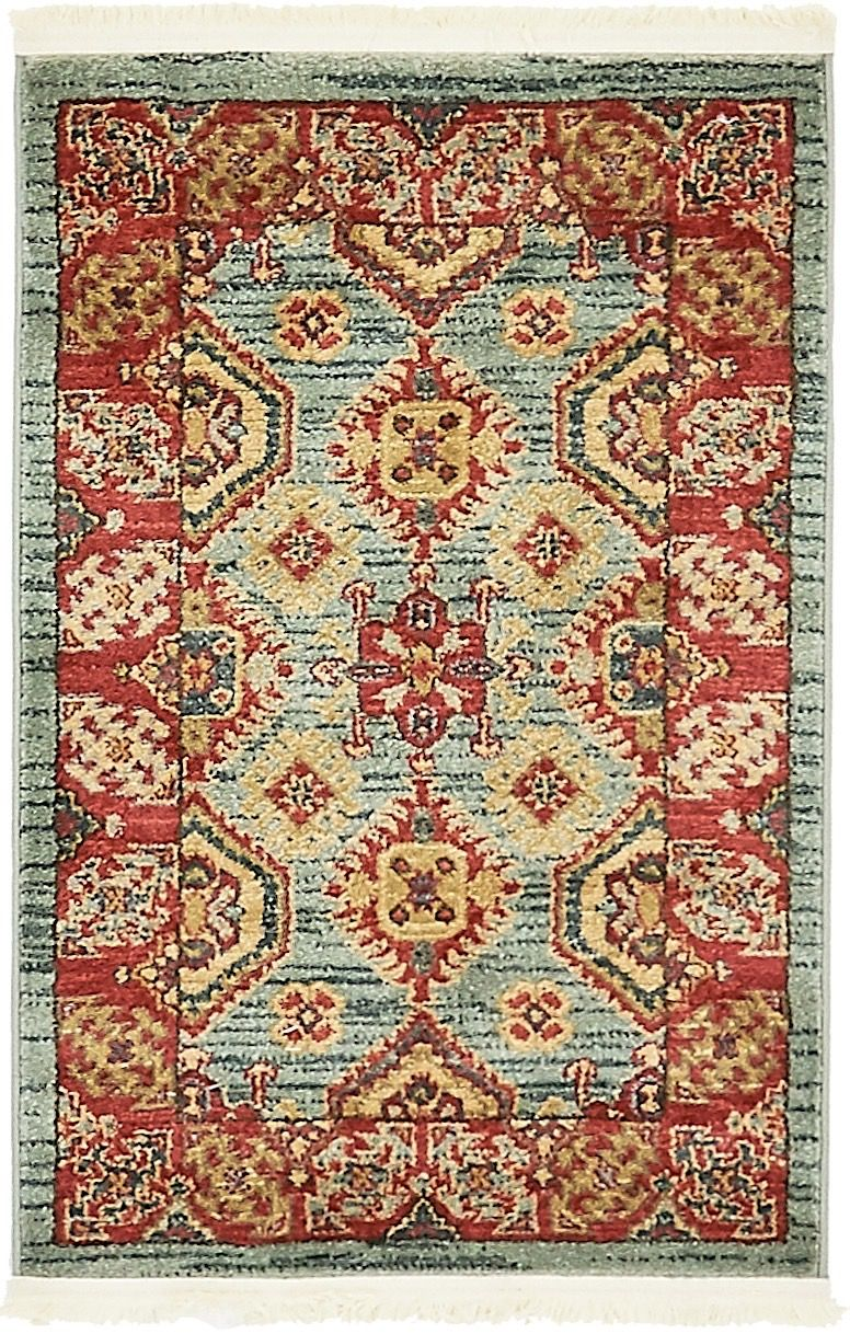 azar southwestern/lodge area rug collection