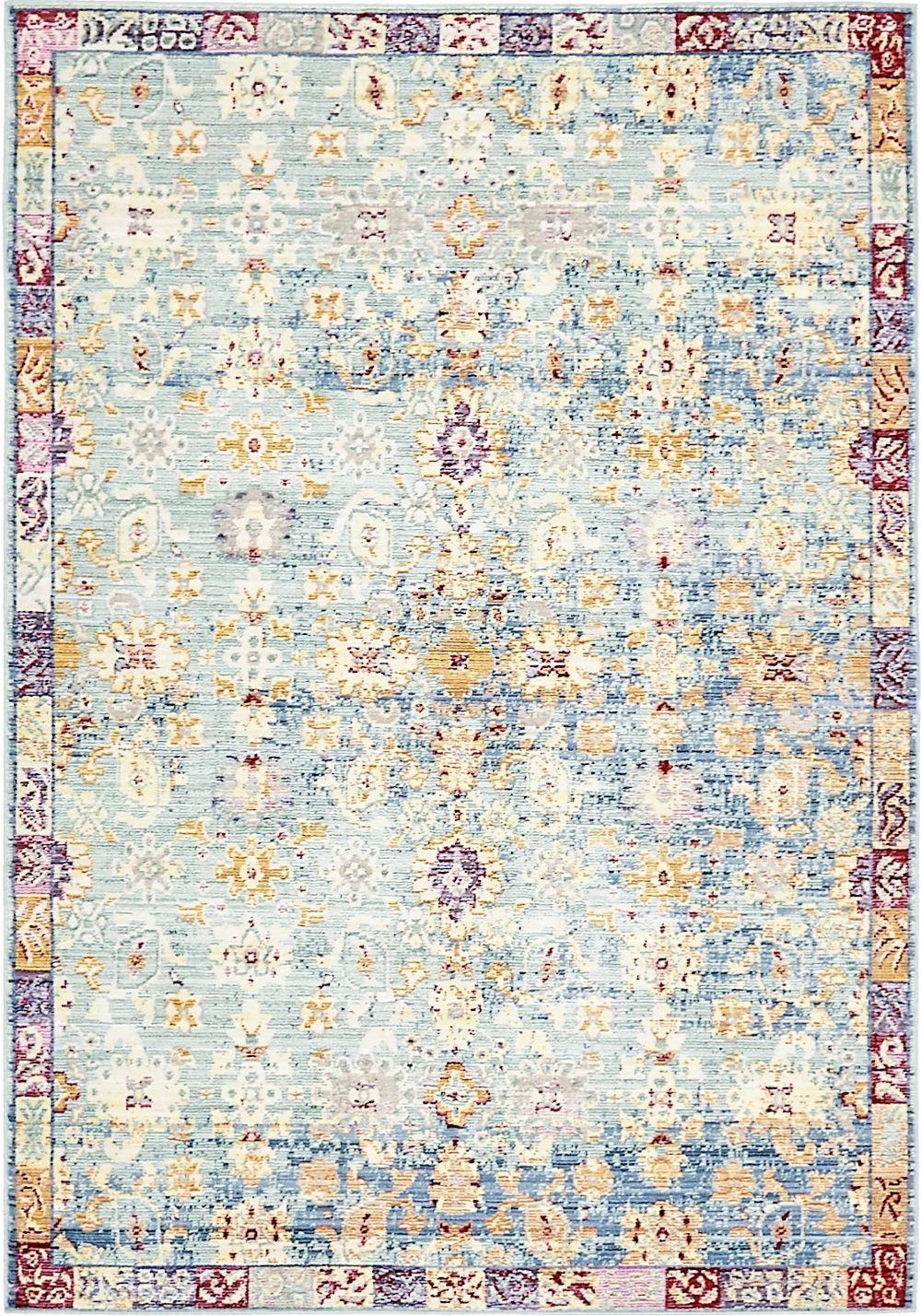 greta southwestern/lodge area rug collection