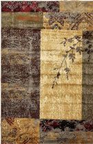Contemporary Arabica Area Rug Collection