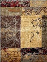 Contemporary Arabica Area Rug Collection