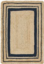 Braided Jewel Area Rug Collection