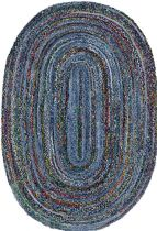 Braided Doba Area Rug Collection